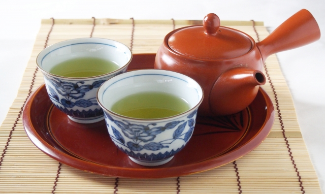 Tha fashion behind Green Tea