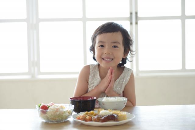 School lunch in Japan