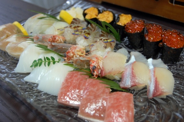 Do you know different types of sushi?