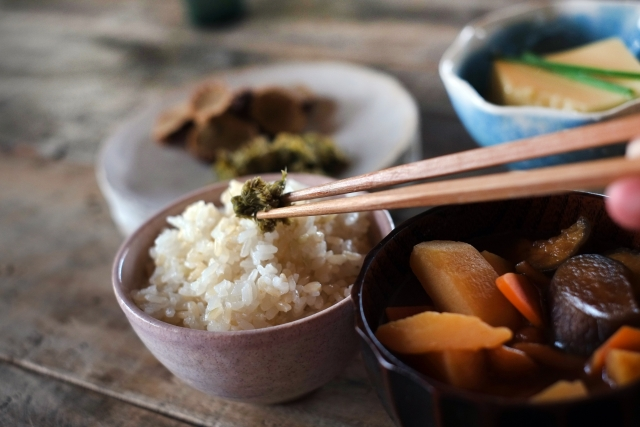 The way to longevity: The eating habits recommended in Japan
