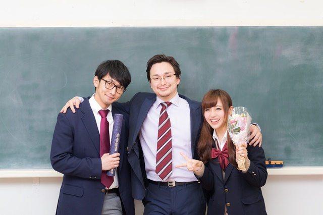 Japan School Uniform: Very important! Uniform design decides School Life