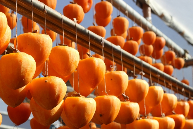 Japanese original dried fruits Hoshigaki