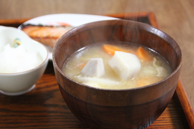 Miso soup: The source of Japanese vitality